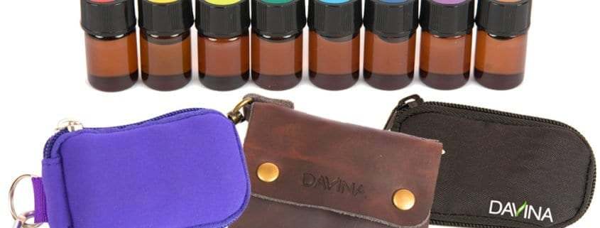 create your own essential oil kits